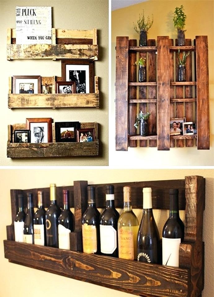 Wood Pallet Decoration