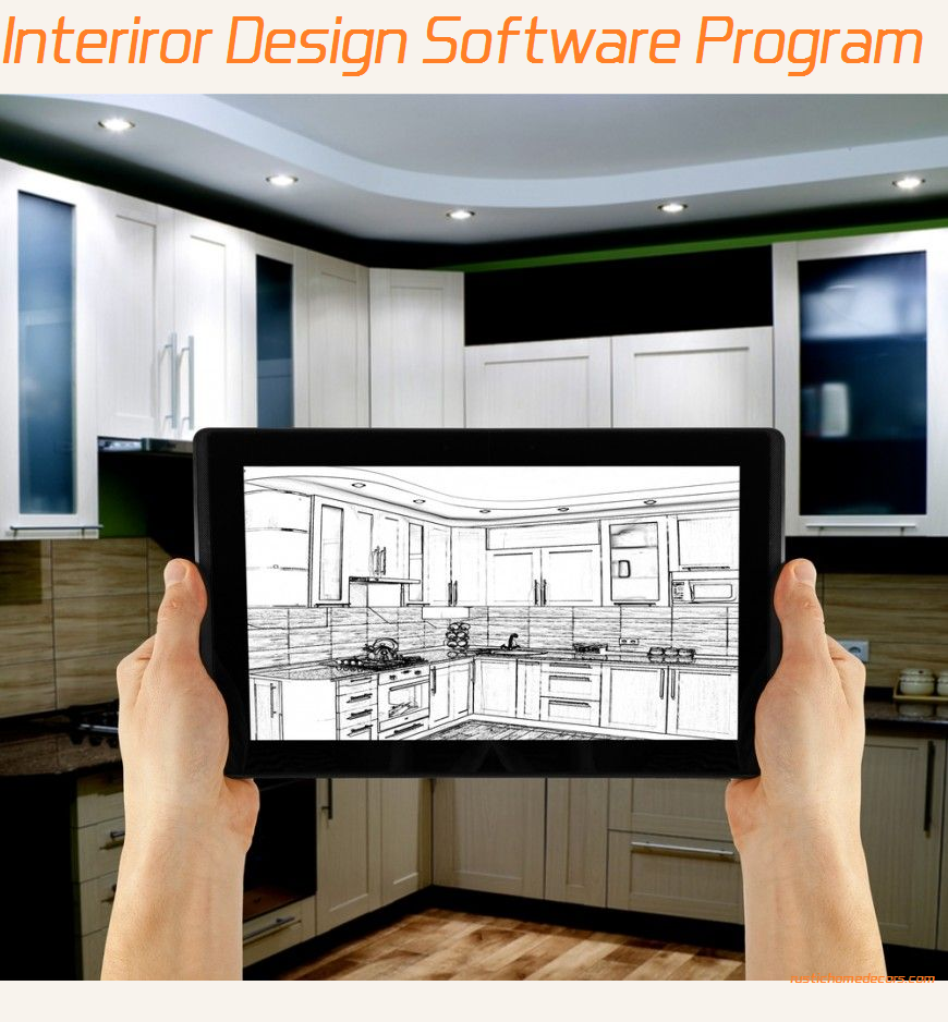 interior design software program