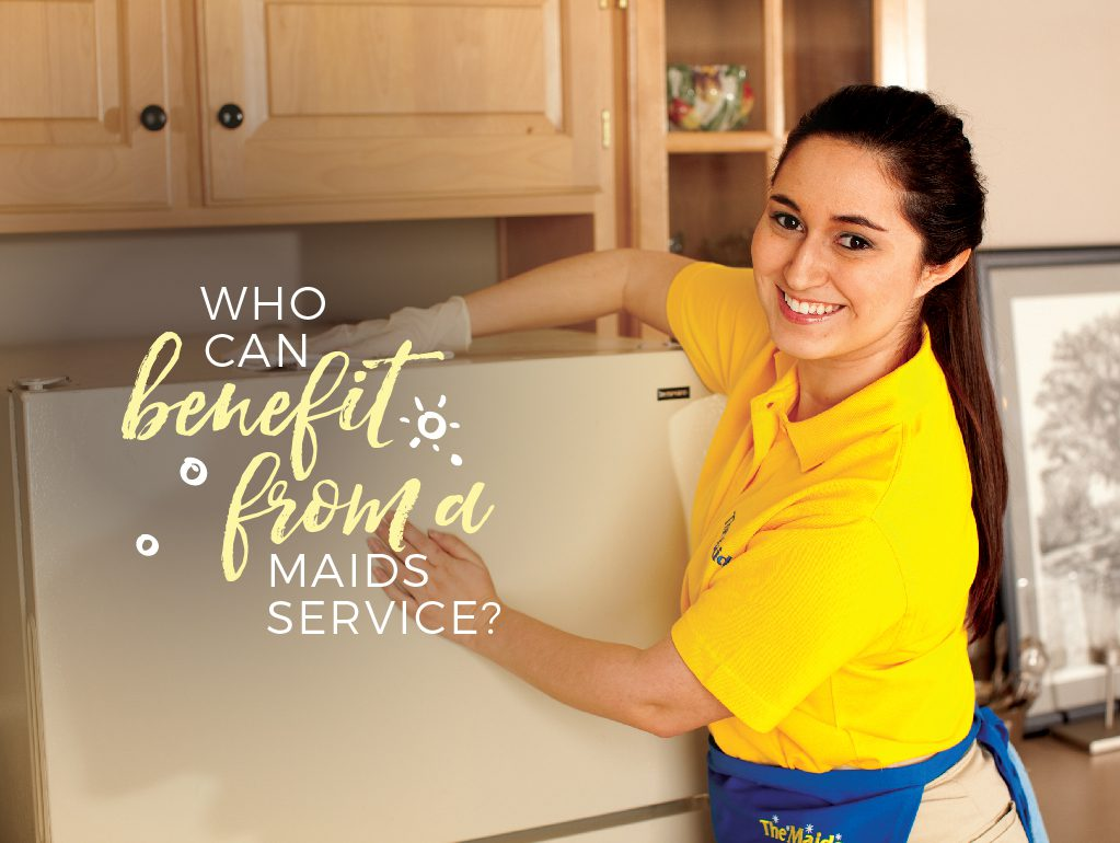 benefits of a maid service