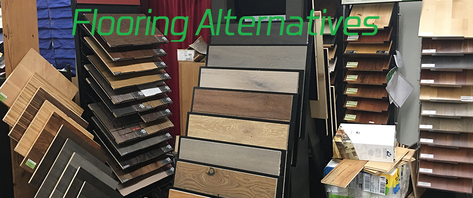 flooring alternatives