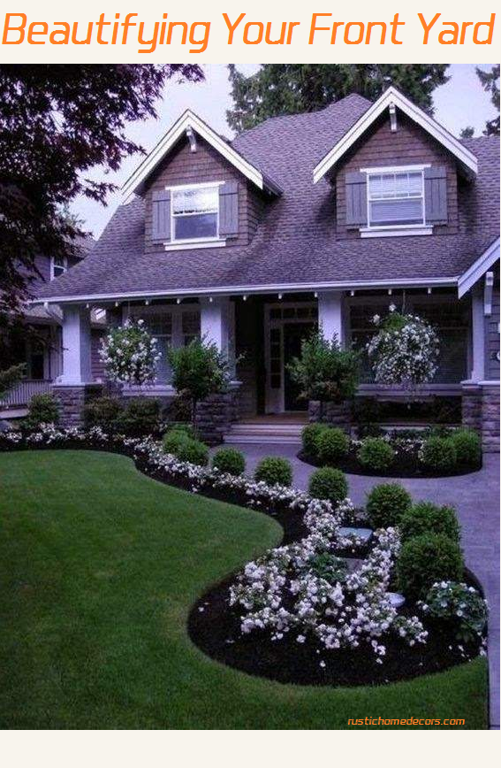 beautifying your front yard