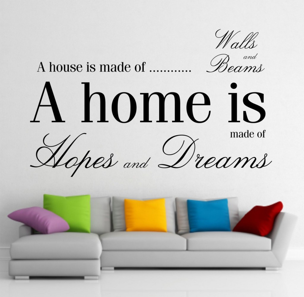living room quote